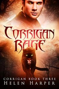 Corrigan Rage (Corrigan: Blood Destiny Book 3) - Helen   Harper