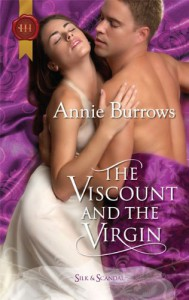 The Viscount and the Virgin (Harlequin Historical) - Annie Burrows