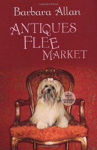Antiques Flee Market - Barbara Allan