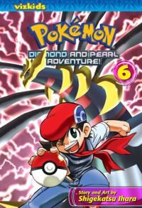 Pokémon: Diamond and Pearl Adventure!, Vol. 6 - Shigekatsu Ihara