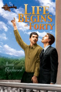 Life Begins at Forty - Jessie Blackwood