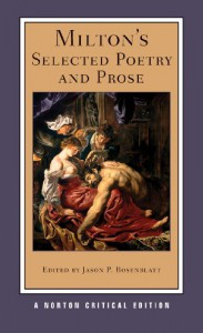 Milton's Selected Poetry and Prose - John Milton