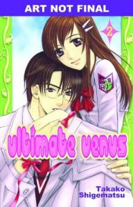 Ultimate Venus: v. 2 - Takako Shigematsu
