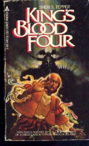 King's Blood Four - Sheri S. Tepper