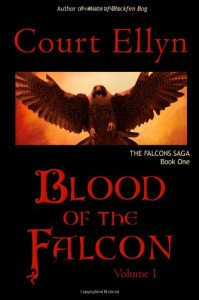 Blood of the Falcon, Volume 1 - Court Ellyn