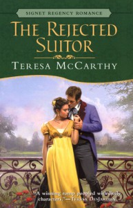 The Rejected Suitor - Teresa McCarthy