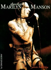 Dysekcja Marilyn Manson - Gavin Baddeley