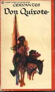 Don Quixote - Miguel de Cervantes Saavedra,  Walter Starkie