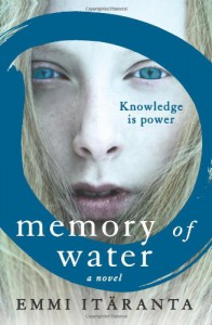 Memory of Water: A Novel - Emmi Itäranta