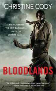Bloodlands  - Christine Cody