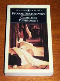 Crime and Punishment - Fyodor Dostoyevsky, David Magarshack
