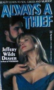 Always a Thief - Jeffery Deaver