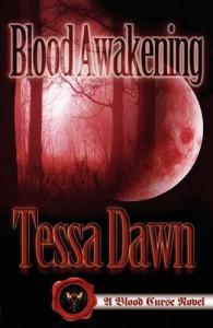 Blood Awakening (Blood Curse, #2) - Tessa Dawn