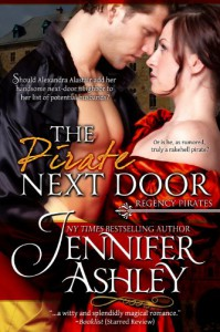 The Pirate Next Door  - Jennifer Ashley