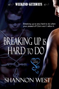 Breaking Up Is Hard To Do - Shannon West
