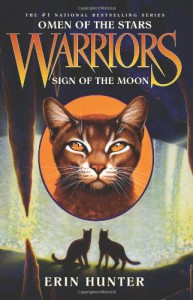 Sign of the Moon (Warriors: Omen of the Stars #4) - Erin Hunter