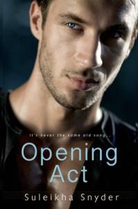 Opening Act (Entangled Edge) - Suleikha Snyder