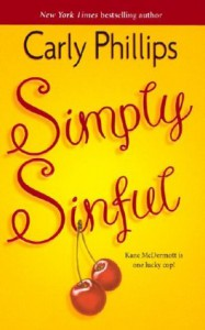 Simply Sinful (Simply #1) - Carly Phillips