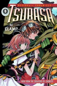 Tsubasa: RESERVoir CHRoNiCLE, Vol. 1 - CLAMP, Anthony Gerard