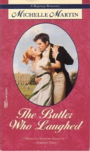 The Butler Who Laughed (Regency Romance) - Michelle Martin