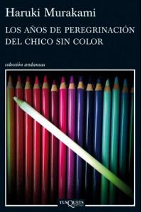 Los años de peregrinación del chico sin color - Haruki Murakami, Gabriel Álvarez Martínez