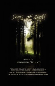 Seers of Light - Jennifer DeLucy