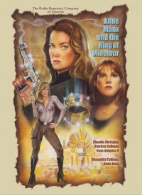 Anne Manx and the Ring of Minotour - Larry Weiner, Claudia Christian, Alexandra Tydings, Patricia Tallman, Richard Fish