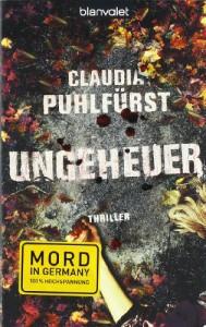 Ungeheuer - Claudia Puhlfürst