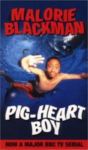 Pig-heart Boy - Malorie Blackman