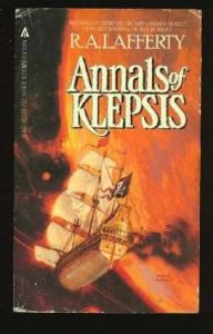 Annals of Klepsis - R.A. Lafferty