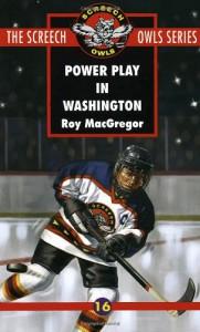 Power Play In Washington - Roy MacGregor