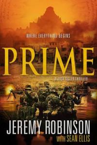 Prime - Jeremy Robinson, Sean Ellis