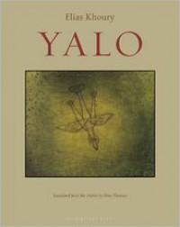 Yalo - Elias Khoury, Peter Theroux