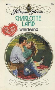 Whirlwind (Harlequin Presents, #1059) - Charlotte Lamb