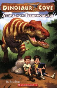 Attack Of The Tyrannosaurus - Rex Stone, Mike Spoor