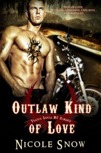 Outlaw Kind of Love: Prairie Devils MC Romance - Nicole Snow