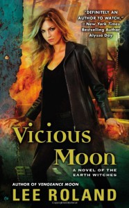 Vicious Moon - Lee Roland
