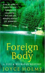 Foreign Body - Joyce Holms