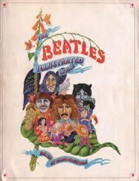 Beatles Illustrated Lyrics - Alan Aldridge