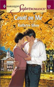 Count on Me - Kathryn Shay