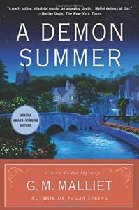 A Demon Summer: A Max Tudor Mystery - G.M. Malliet