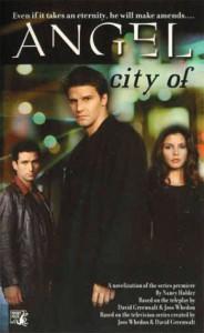 City Of - Nancy Holder, Joss Whedon