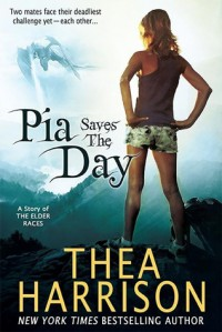 Pia Saves the Day - Thea Harrison