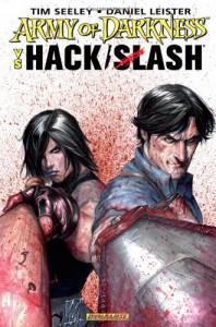 Army of Darkness Vs. Hack / Slash - Tim Seeley