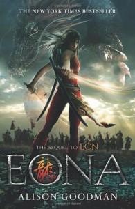 Eona: Return of the Dragoneye - Alison Goodman