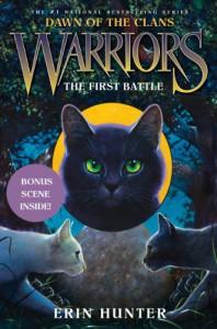 The First Battle - Erin Hunter