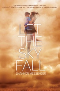 Let the Sky Fall - Shannon Messenger