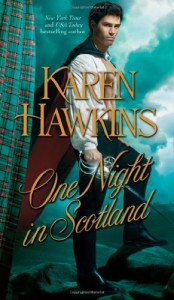 One Night in Scotland (Hurst Amulet) - Karen Hawkins