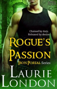 Rogue's Passion (Iron Portal #2) - Laurie London