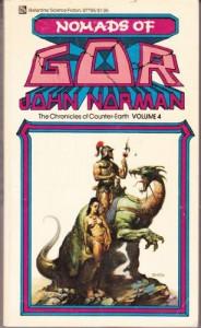 Nomads of Gor  - John Norman